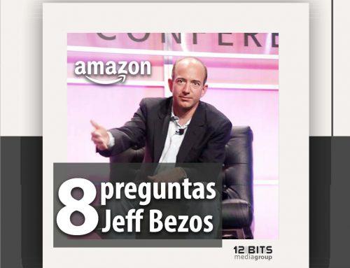 Amazon: desde el ojo del emprendedor.
