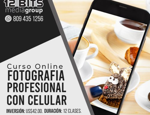 Curso de fotografía profesional con el celular